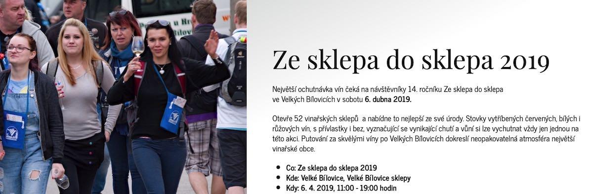 ZE SKLEPA DO SKLEPA 2019